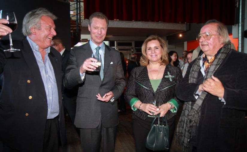 2013-06-04 CoB Gala Premiere Grand Duché du Luxembourg avec Grand duc et grande Duchesse 001