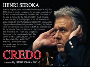 Credo 2007-11-14 Warsaw Philharmonic Concert C